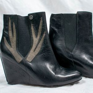 Koolaburra Buckley Wedge Boots